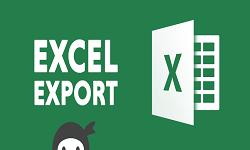 Ninja Forms - Excel Export Addon