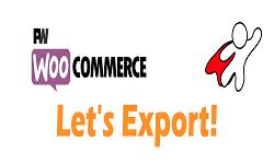 PW WooCommerce Let's Export Pro