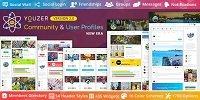 Youzify (Youzer) - Buddypress Community